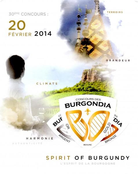 Concours des Burgondia