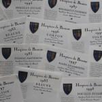 Hospices 2013 Etiquettes