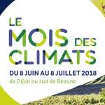 Millésimes à la carte dégustation mois des climats