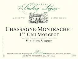 Chassagne-Montrachet 1er Cru Morgeot